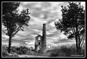 United Downs Mine - Cornwall by Kernow-Photography