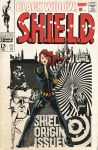 Black Widow: Agent of SHIELD by Theamat