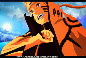 Naruto 616 : Shinobi! by OneBill