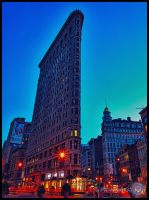Flat Iron the Blue Moon Series 2012 by AzankinoKING