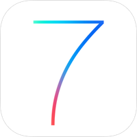 iOS 7 Icon PNG by JackXan
