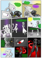 Project Red recreation: pg.9 by livinlovindude