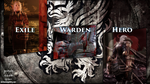 Dragon Age Origins: Exile, Warden, Hero by lilith-darkmoon