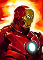 Ironman by iamFUN