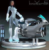 IVe Interceptor by Synpainter