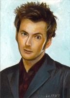 Doctor who card 220 by charles-hall
