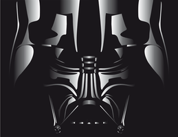 L.H /// Darth Vader by physiks