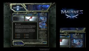 Starcraft Template by karsten