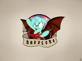 Hardcore Lyra by Boumce