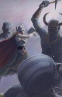 Thor by mr-sinister2048