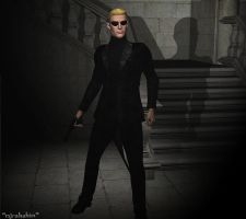Wesker's New Look by mjrahabim