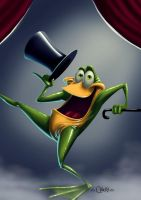 Michigan J. Frog by fubango