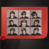 9x HQ Boy with sunglasses images by M10tje