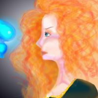 Merida by DangerousBellaGrim