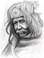 Native American by Caricature80
