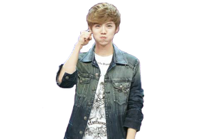 [Render] Luhan EXO by HanaBell1