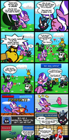 Diamond and Dazzle: Adventure (World 1) by MagerBlutooth