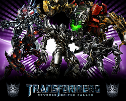 Transformers 2 Decepticons by CrossDominatriX5