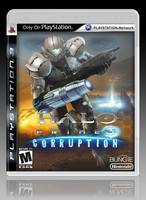 Halo Prime 3: Corruption by SonicSpeeder18