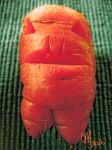 Baby fat carrot by M-Bibittes