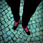 red laces by Mittelfranke