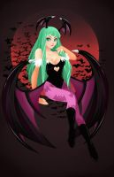 Morrigan by Chinchilope