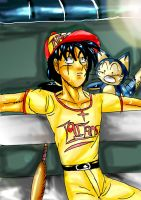 Career Week Day 3: Yamcha by YamchaFan91