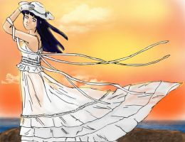 "Romantic Hinata ""re-edit"" by AnneClaude"