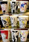 Cups by FalkeSpassVogel