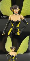 Avengers Movie Style Wasp Figure by Jin-Saotome