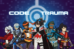 Code Trauma Poster by One-Armed-Dragon