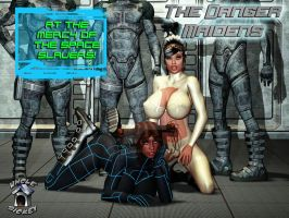 Danger Maidens Promo Picture 1 by UncleSickey