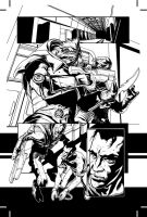 MASS EFFECT INVASION - Issue_01 by OMARFRANCIA