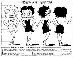 Betty Boop Classic MS by FSModel