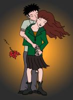 Trent and Daria by Lycissa