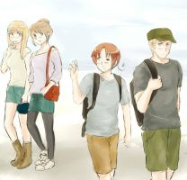 Backpacking GerIta by maybebaby83