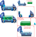 MMX8 Lab Capsule by saturnthereploid