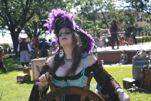 Pirate Festival in Marcus Hook PA 2012 04 by BlackUniGryphon