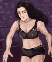 Paige by ToothlessEgo
