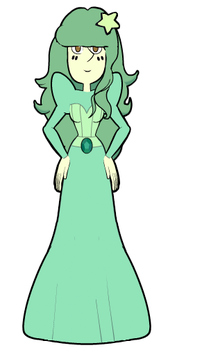 Emerald (Anther Redesign) by StainedUsagi