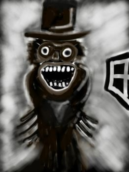 The Babadook by 7thilliac