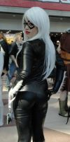 NYCC'12 Black Cat-C II by zer0guard