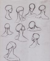 Study of the Neck by Yavanni