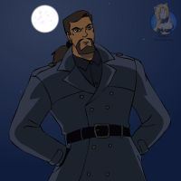 Xanatos by mandalorianjedi