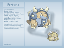 Ferbaric by sylver1984