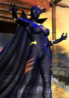 Black Pantha Commision 2 by sturkwurk