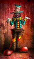 Pietro the Clown by ThoRCX