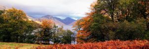 Autumn in Wasdale by Capturing-the-Light