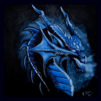 Dragon by scenicart