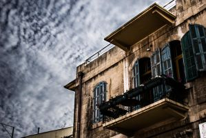 Jaffa Architecture by Glazier213